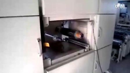 全自动印刷机 胶管标签硫化条