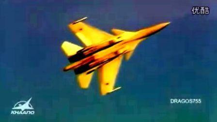 超级震撼的苏式战机