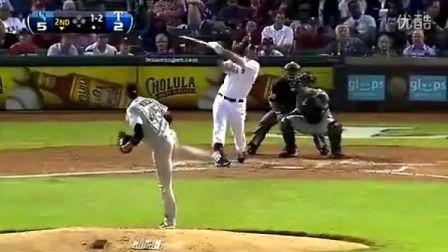 【MLB】 '12.04.09 テキサス・レンジャーズ対シアトル・マリナーズ 短縮版
