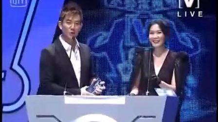 第十六届华语榜中榜 刘若英 任贤齐颁奖部分