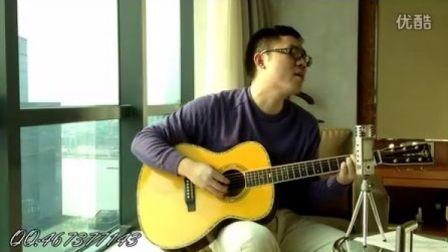 李霖Gary老师吉它弹唱 - 《彩虹》- 周杰伦