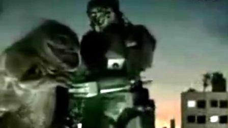 机器人爱上怪兽 超级无厘头   xuezi.pro