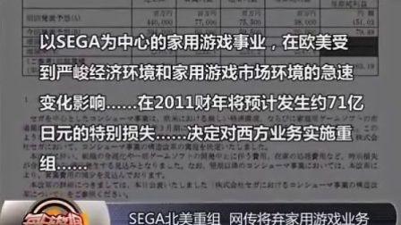 [每日游报] SONY亏损创历史新高