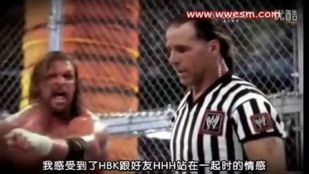 WWE wrestlemania28 送葬者VSHHH MV