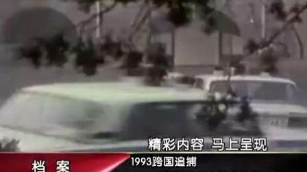 1993跨国追捕之中俄列车大劫案罪团伙 120416(BTV档案)