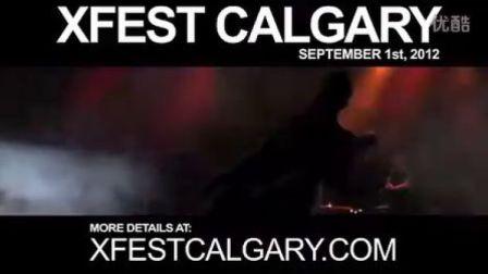 X-FEST 2012 官方宣传片 --   林肯公园  Mike