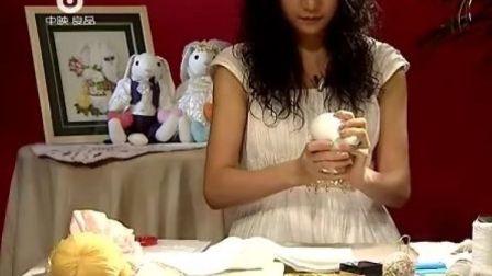 漂亮玩偶樱桃娃娃制作1 — 家居布艺 兄弟缝纫机(中国)官方旗舰店