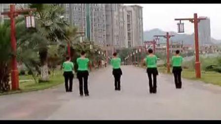 吉美广场舞蹈队 山歌情