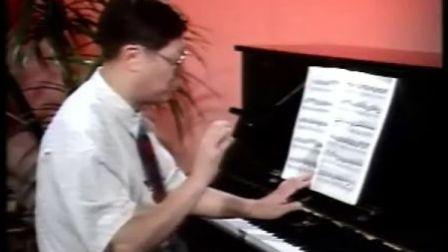 车尔尼299-19大拇指转位 上海音乐学院 林尔耀