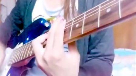 YUI cover LIFE guitar Kasa8830