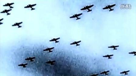 鹰击行动(Unternehmen Adlerangriff)720p彩色视频,欧洲在他们的羽翼下颤栗