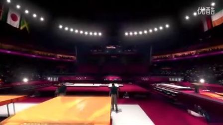 【电玩巴士】伦敦2012奥运会体操场馆宣传片