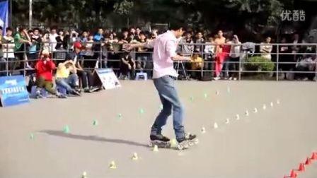 2012 宝狮莱杯 Powerslide 重庆公开赛 任旺 1st