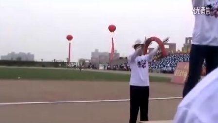 强势推出第二部 工程大运动会之傅老师表演