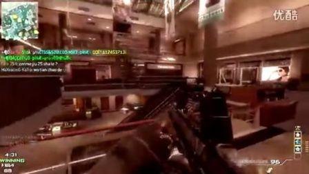 [MW3]MW3.Match小片段-谁说水枪才能出MOAB?国产神器95出MOAB