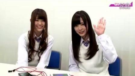 初めましてHTC J 乃木坂46 白石&松村編