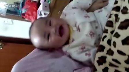 2012.04.21欣欣大笑