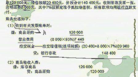 [徐德镛]成本会计学(全37集)成本会计学23