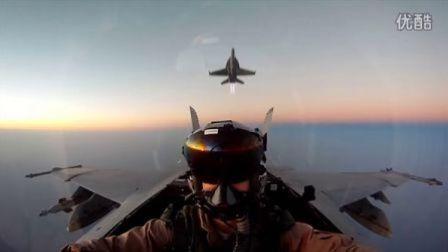 F-18攻击战斗机精彩集锦2011 Part 1