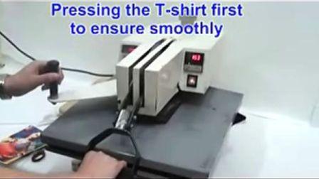 深色热转印纸操作视频