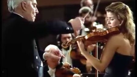 贝多芬D大调小提琴协奏曲(卡拉扬指挥,小提琴:安妮.索菲.穆特)