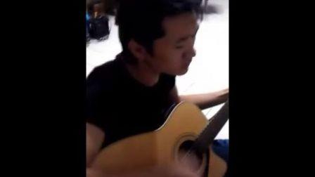 《在他乡》汉森 吉他弹唱