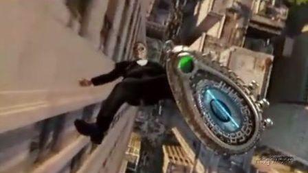 揭秘科幻电影《黑衣人3》后期特效制作