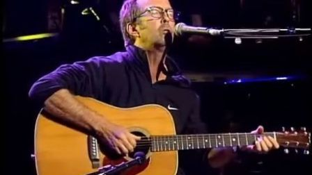 Eric Clapton - Broken Hearted, Layla w M. Knopfler