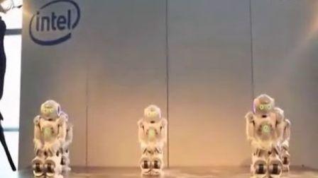 NAO机器人跳Tango_Flamenco