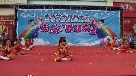 少儿舞蹈 《木偶娃娃》 咸宁市春蕾艺术培训中心