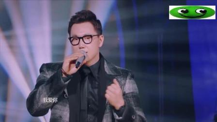 我是歌手: 歌手郑淳元一首《那个男人》, 台下美女观众们连连鼓掌