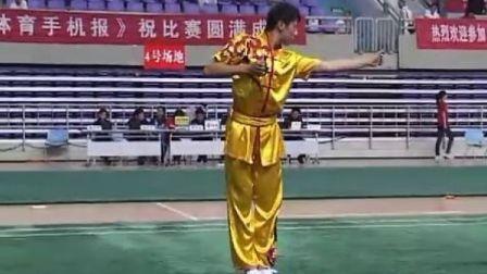 2012年全国传统武术比赛暨农民武术比赛 C组 042 鹰爪拳 沈长成