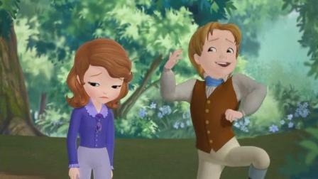 小公主苏菲亚 : 詹姆士为了赢得比赛, 不顾小伙伴的感受, 大家都纷纷离开了, 索菲亚也走了