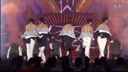 東方神起 - Mirotic SBS 歌謠大戰 081229 ( 露背 !)