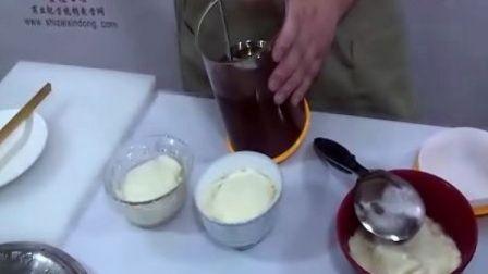 甜品中双皮奶的做法和香港甜品培训