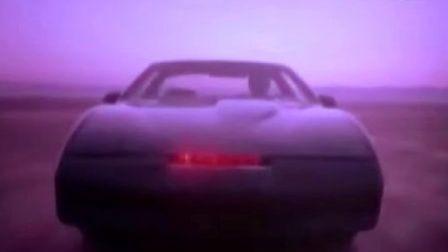 【⑨ai】美剧《霹雳游侠主题曲片头》(跑车基特号)1982-1986