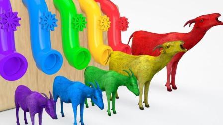 儿童学英语 鸡尾酒闪闪发光粘性粘液粘土玩具  【 俊和他的玩具们 】