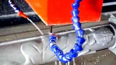 立体雕刻机视频 石材雕刻机视频 速霸圆柱体雕刻机