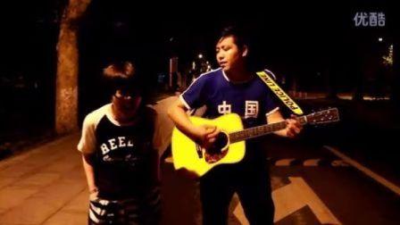 吉他弹唱 披头士《Hey Judy》(郝浩涵和徐雪婷)