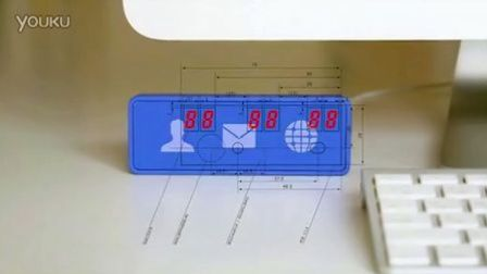 facebook物理提示器  微博啥时候也出一个