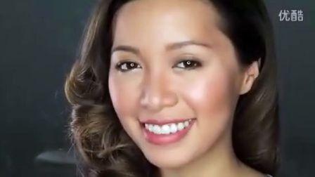 Michelle Phan如何打造腮部妆容
