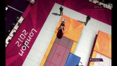 伦敦2012奥运会——体操 男子蹦床