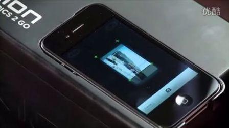 iPics2Go: iPhone变身扫描仪