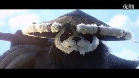 游迅网_《熊猫人之谜》中文开场CG动画赏