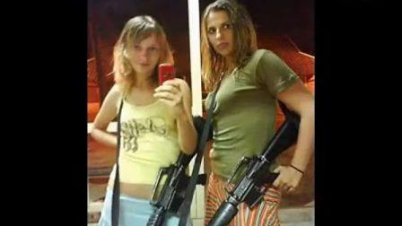 以色列军队美女