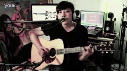 吉他弹唱《因为爱情》王菲/陈奕迅(郝浩涵和郝浩涵)