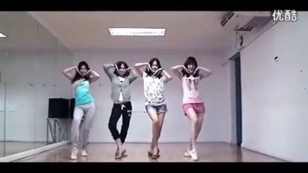 泰国女子组合Kiss Me Five最新可爱舞曲Ab舞蹈版