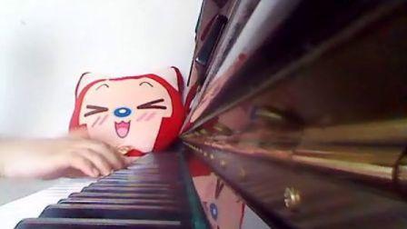 【优酷全网首发】江苏卫视热播剧《女人的抉择》(又名《女人的颜色》)背景音乐钢琴即兴演奏