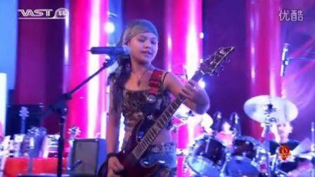 第二届全国少儿摇滚乐队大赛_03号_Superbaby
