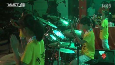 第二届全国少儿摇滚乐队大赛_07号_【龙马·阳光】